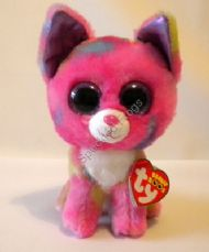 "Ty Beanie Boos, Cancun the Chihuahua, 6"". Retired September 2015."